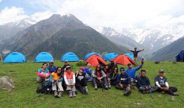 Trekking & Camp Adventure Tour Himalaya India