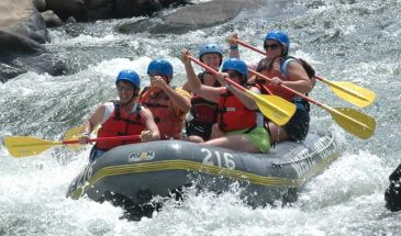 Himachal Paragliding & River Rafting Tour